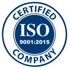 ISO 9001-2015 GC-3 certificate